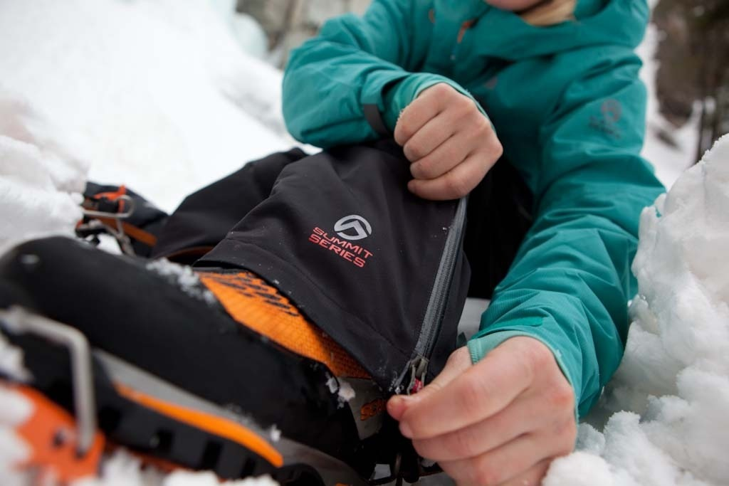 Emily Harrington, Colorado. Photo: Boone Speed. The North Face Rights Expiration Date: February 19, 2013.