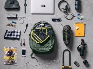 3 motivos para apostar em uma Daypack The North Face