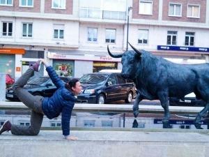 As aventuras de uma Yogin por Santiago de Compostela #2