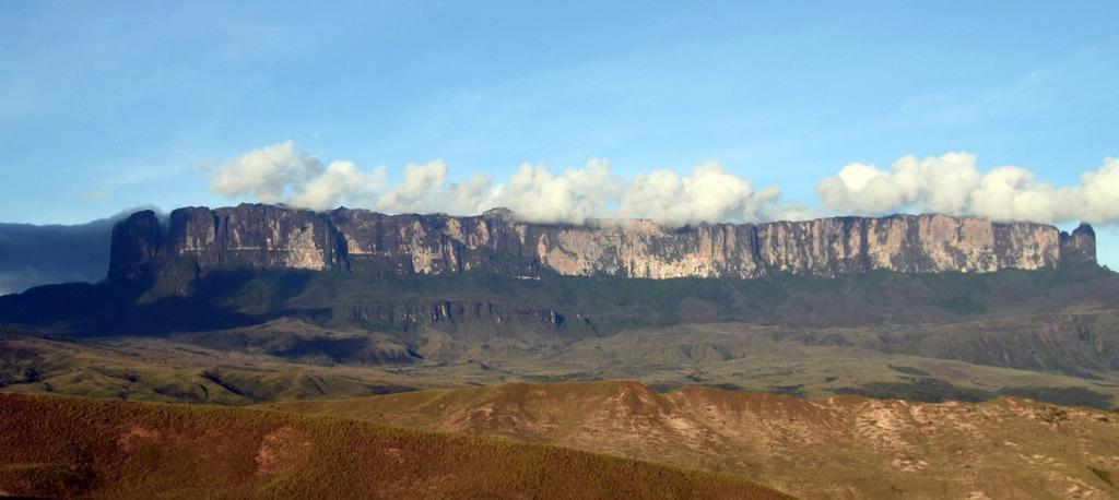 Monte Roraima | Foto: Gabriela Amorim/Flickr