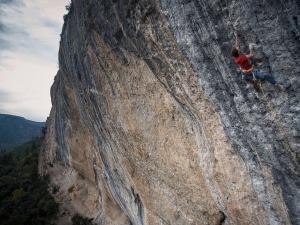 Felipe Camargo é o primeiro sul-americano a conquistar uma via de 12a na escalada