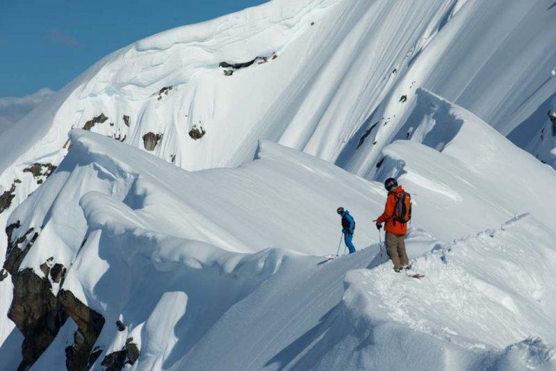 Sage Cattabriga-Alosa. Neacola Mountains, Alaska. Foto: Adam Clark.