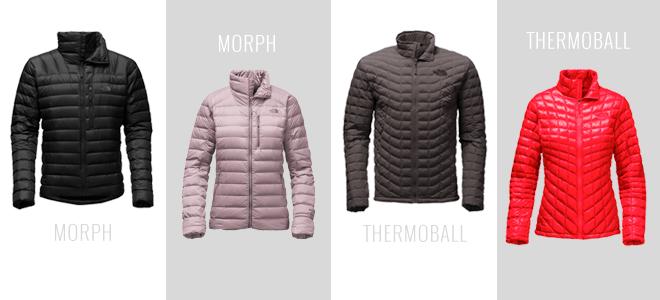 Jaqueta Morph / Jaqueta ThermoBall