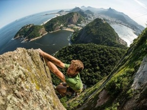 5 benefícios da escalada