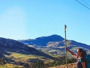 Tanatopraxista paulista viajará a pé e sozinha do Ushuaia à Guiana