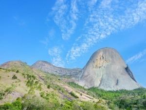 #BonitoPorNatureza: Conheça a Pedra Azul, na serra capixaba