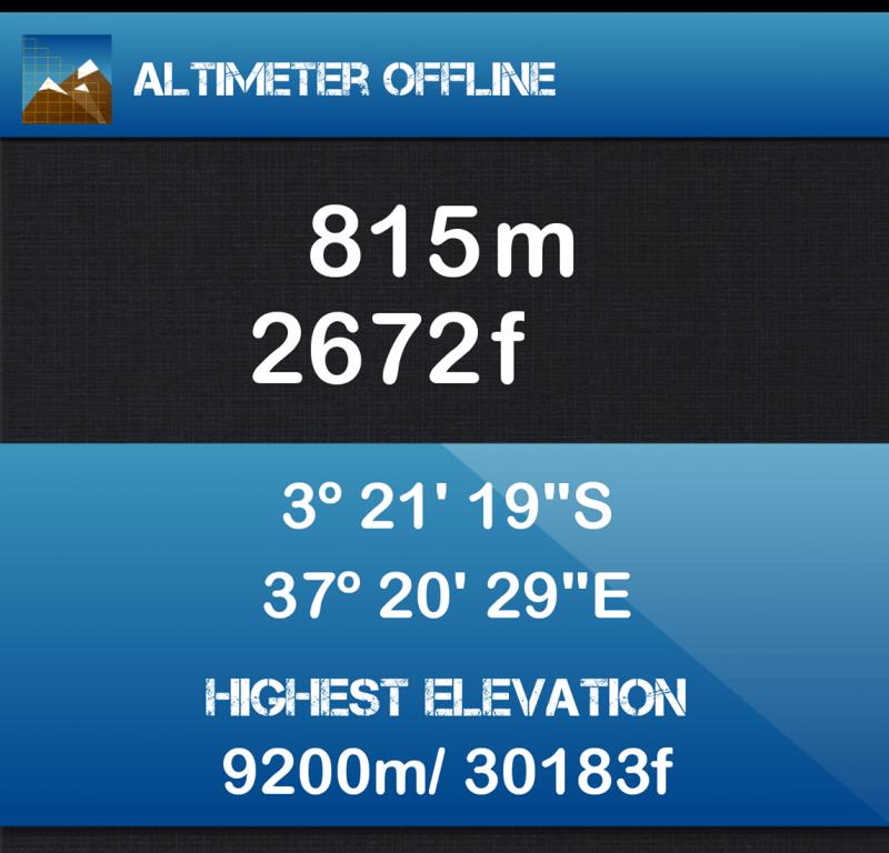 Altitude offline