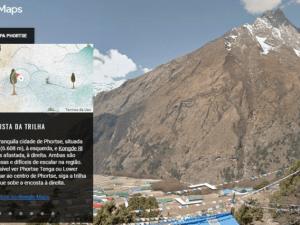 Ferramenta do Google permite viagem interativa e quase real ao Everest