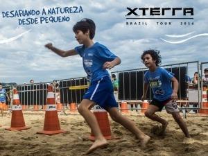 Crianças também podem participar de corridas de montanha
