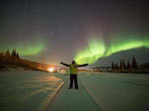 Caçador de Aurora Boreal dá dicas e fala sobre a emoção de presenciar este fenômeno