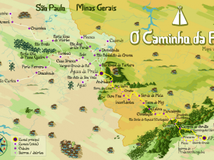 Conheça o Caminho da Fé, a versão brasileira do Caminho de Santiago