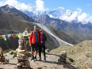 Brasileiros contam os detalhes e emoções do trekking ao Base Camp do Everest