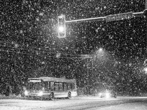Aquecendo para a temporada de ski no hemisfério norte: Primeira nevasca em Whistler