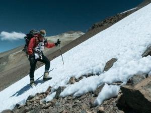Maximo Kausch é a primeira pessoa no mundo a escalar todas as montanhas com mais de 6 mil metros no Chile e Argentina