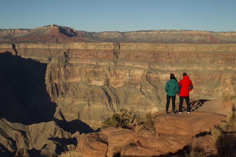 Grand Canyon. - Foto: Fernando Navarro/Arquivo Pessoal