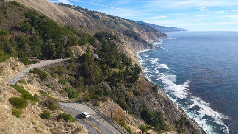 Big Sur Highway. - Foto: Fernando Navarro