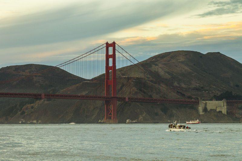 Baía de São Francisco. - Foto: Fernando Navarro