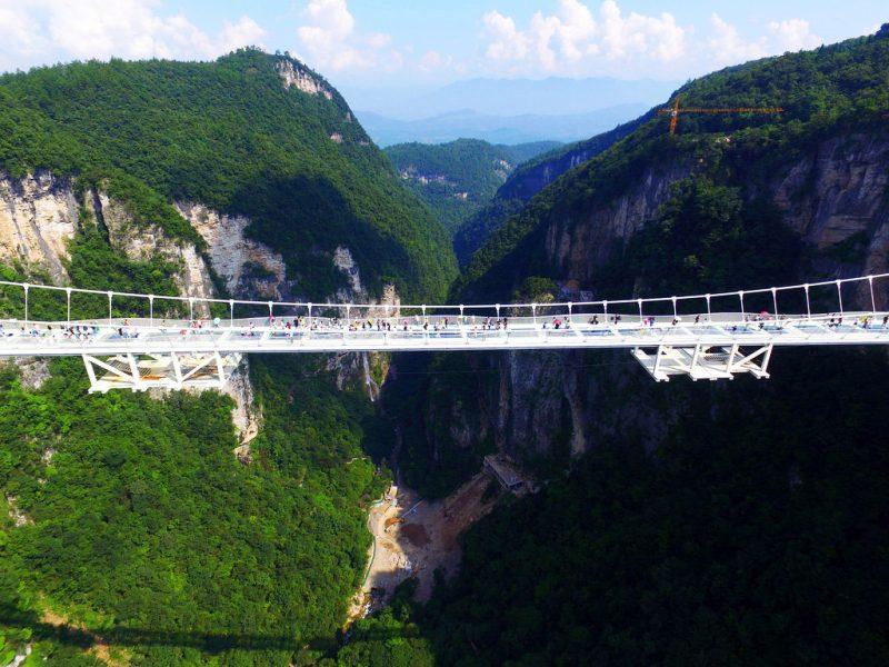 Ponte de Vidro - Foto: Wikimedia Commons