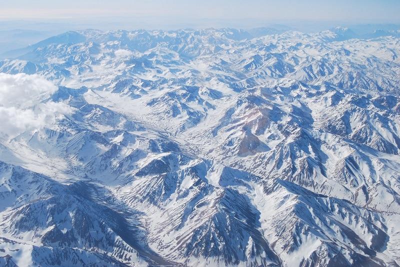 Cordilheira dos Andes - Foto: Fbar/Flickr - Creative Commons