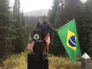 """1º brasileiro a trilhar toda a PCT em uma temporada conta como a experiência o ajudou a se """"reencontrar"""""""