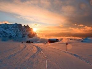 8 razões para ir esquiar em Dolomites