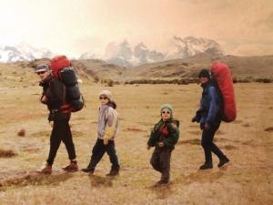 20 anos depois, família repete viagem à Patagônia