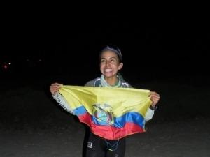 Equatoriana bate recorde de ascensão em velocidade ao Aconcágua