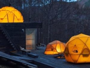 Geodome 4: a barraca perfeita para garantir segurança e conforto em locais extremos