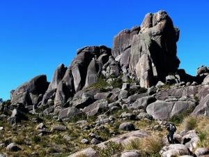 Parque Nacional de Itatiaia bate recorde com temperatura de -5,2ºC