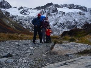 Casal de montanhistas conta como a vida mudou após os filhos