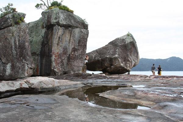 praia da fortaleza - ubatuba
