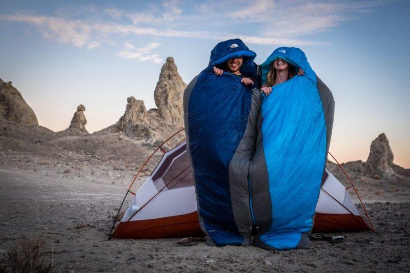 saco de dormir casal