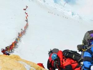 Estudo analisa mudanças no DNA de quem escala o Everest