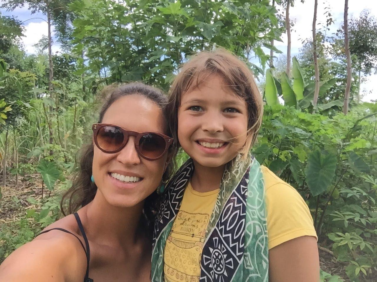 Ana Paula e Sofia