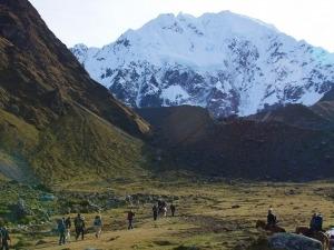 Casal brasileiro conta detalhes de trekking pela Trilha Salkantay