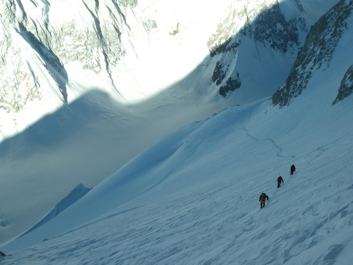 Caminho ao cume do Gasherbrum 2 - 4 - Foto de Maximo Kausch
