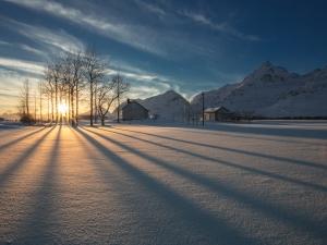 Aprenda a fotografar paisagens de inverno