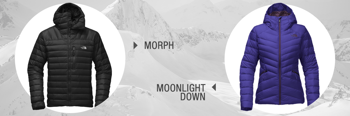 Jaqueta Morph / Jaqueta Moonlight Down