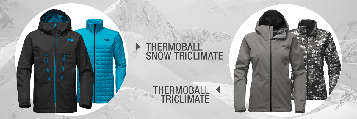 Jaqueta ThermoBall