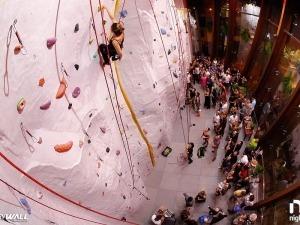 Dia Mundial da Escalada é comemorado com escalada grátis