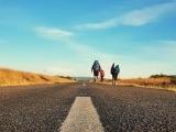 A caminhada rendeu muitas memórias e aprendizados.