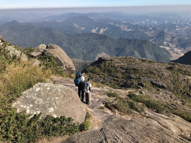 Pico dos Marins – Serra da Mantiqueira