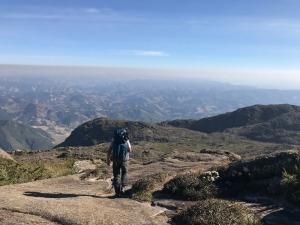 Vivências e aprendizados de um iniciante na Serra da Mantiqueira