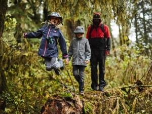 5 dicas para ter sucesso em uma trilha com crianças