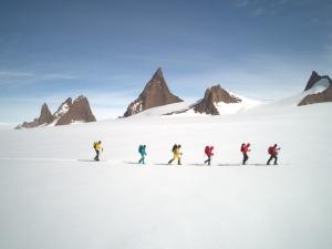 Atletas The North Face exploram um dos locais mais inóspitos da Terra