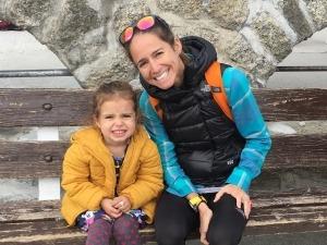 Rosalia Camargo: A emoção de uma mãe no UTMB