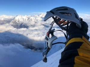 Moeses Fiamoncini sofre acidente e desiste de cume no Dhaulagiri