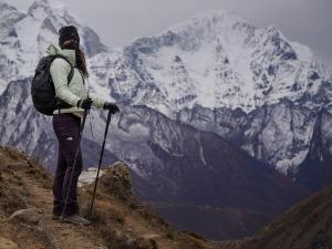 Exposição fotográfica em SP mostra detalhes de trekking do Everest