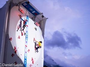 RJ recebe desafio internacional de escalada de velocidade