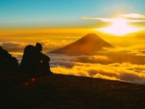 Uma viagem pelos vulcões da Guatemala